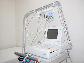 心電図・血管年齢計測機器